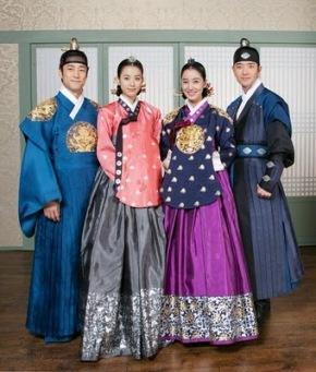 Pakaian Kerajaan Joseon ala Korean Drama