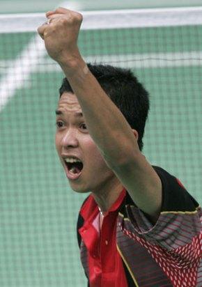 BIO GP Gold 2011 : Hasil Babak Ketiga Tunggal Putra