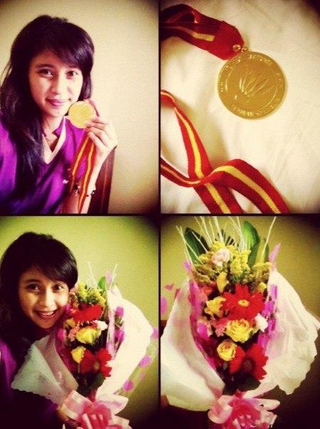 295120 355638967845068 548136370 n1 Rizky Amelia Pradipta: Putri Ayu Atlet Bulu Tangkis Indonesia
