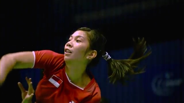 Sudirman Cup 2011 Indonesia vs Malaysia 005 Mixed Double Singal of SNG 720p.mp4_002752240