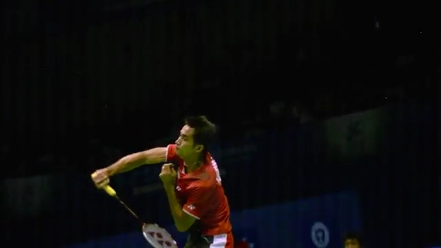 Sudirman Cup 2011 Indonesia vs Malaysia 005 Mixed Double Singal of SNG 720p.mp4_002785680
