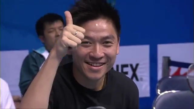 Sudirman Cup 2011 Indonesia vs Malaysia 005 Mixed Double Singal of SNG 720p.mp4_002824000