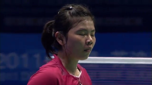 Sudirman Cup 2011 Indonesia vs Malaysia 005 Mixed Double Singal of SNG 720p.mp4_002851160