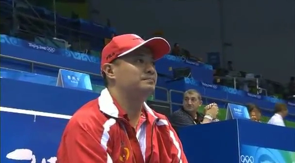 2008 Bronze Medal - Women Single Olympic - Maria K Yulianti vs Lu Lan.mp4_000190640