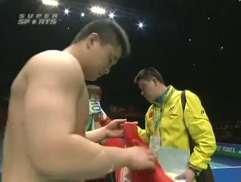 all england open 2009 Sung Hyun KO Jung Eun HA vs Bo ZHENG Jin MA All England Open 2009 Semi Final1.mp4_003143280