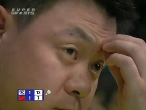 all england open 2009 Sung Hyun KO Jung Eun HA vs Bo ZHENG Jin MA All England Open 2009 Semi Final1.mp4_003815440