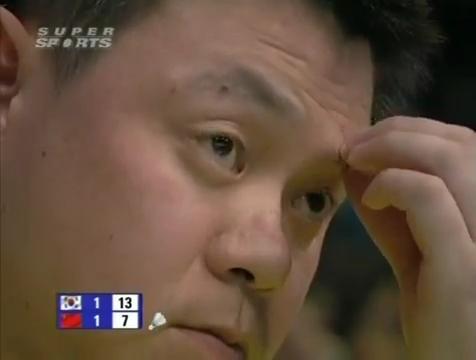 all england open 2009 Sung Hyun KO Jung Eun HA vs Bo ZHENG Jin MA All England Open 2009 Semi Final1.mp4_003816400