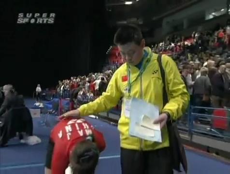 all england open 2009 Sung Hyun KO Jung Eun HA vs Bo ZHENG Jin MA All England Open 2009 Semi Final1.mp4_004180520