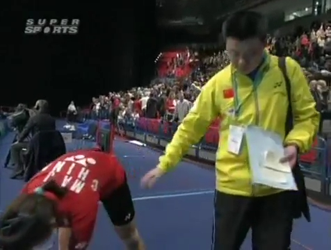 all england open 2009 Sung Hyun KO Jung Eun HA vs Bo ZHENG Jin MA All England Open 2009 Semi Final1.mp4_004181440