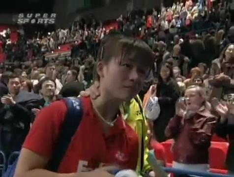 all england open 2009 Sung Hyun KO Jung Eun HA vs Bo ZHENG Jin MA All England Open 2009 Semi Final1.mp4_004195920