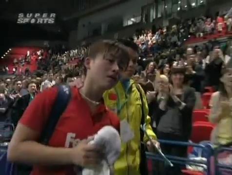 all england open 2009 Sung Hyun KO Jung Eun HA vs Bo ZHENG Jin MA All England Open 2009 Semi Final1.mp4_004196880