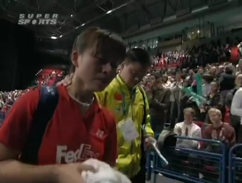 all england open 2009 Sung Hyun KO Jung Eun HA vs Bo ZHENG Jin MA All England Open 2009 Semi Final1.mp4_004199600