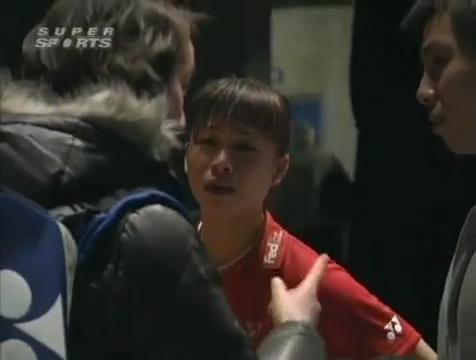 all england open 2009 Sung Hyun KO Jung Eun HA vs Bo ZHENG Jin MA All England Open 2009 Semi Final1.mp4_004249160