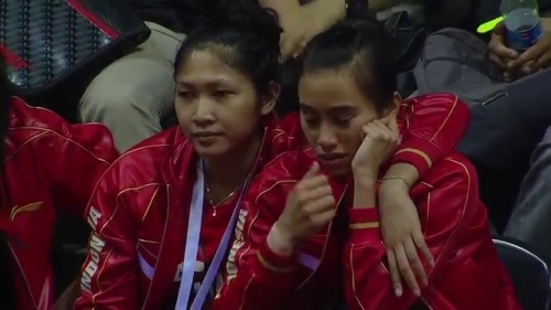 THOMAS AND UBER CUP FINALS 2014 Session 14, Match 3.mp4_002969280