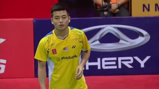 THOMAS AND UBER CUP FINALS 2014 Session 18, Match 4.mp4_000334360