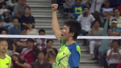 SF - Tantowi Ahmad-Liliyana Natsir vs Xu Chen-Ma Jin - Badminton 17th Asian Games 2014.mp4_002178360